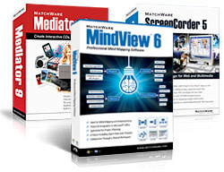 MindView, Mediator, ScreenCorder, eportfolio, multimedia presentations, flash projects, GCE in Applied ICT