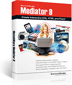 multimedia authoring tool, interactive cd-rom, cd-rom authoring software