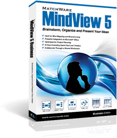 MindView 5 Business Edition English