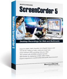 ScreenCorder 5 - The Ultimate Desktop Recording Solution