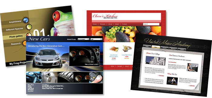 educational multimedia authoring software for web and cd