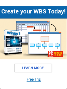 Create your WBS today