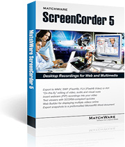 ScreenCorder Desktop Recording Software