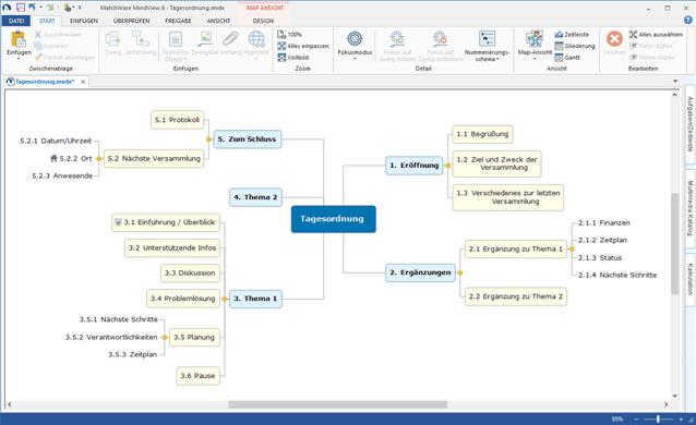 Mindmap In Microsoft Word Erstellen So Einfach
