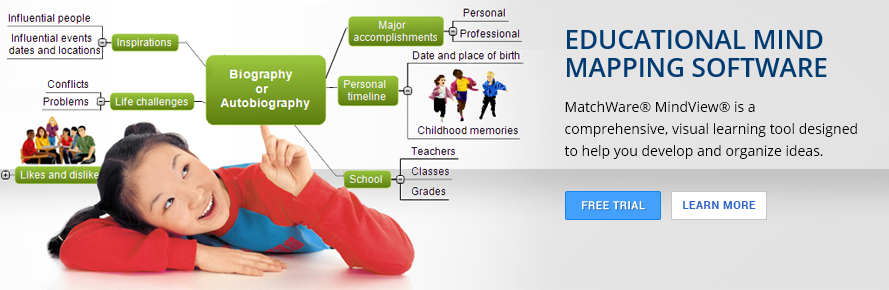 Educational Mind Mapping Software