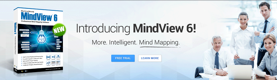 Introducing MindView - More Intelligent Mind Mapping