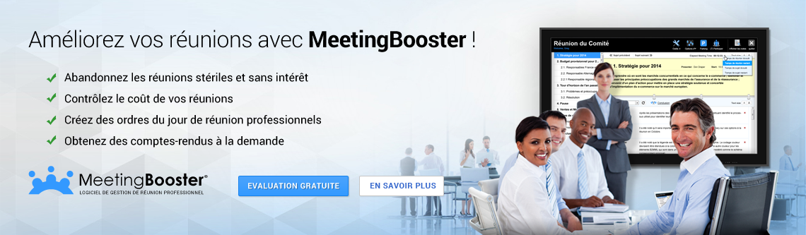 Make Meetings Better With MeetingBooster