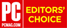 PC Mag Editors Choice