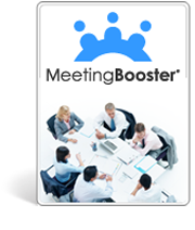MeetingBooster Meeting Management Software