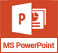 MindView is compatible with Microsoft PowerPoint