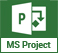 MindView is compatible with Microsoft Project