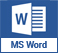 MindView is compatible with Microsoft Word