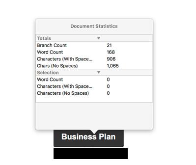 Document Statistics