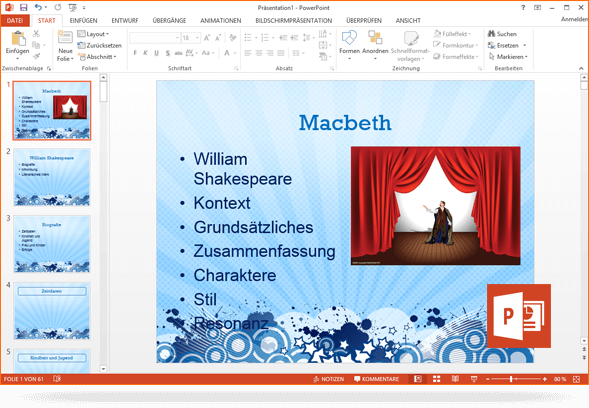 Education Mind Mapping Software PowerPoint