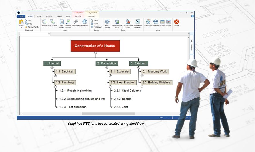 Wbs software work breakdown structure software wbs software ccuart Images